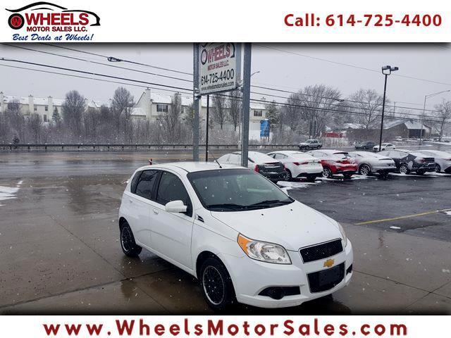 Chevrolet Aveo5 LS 2011