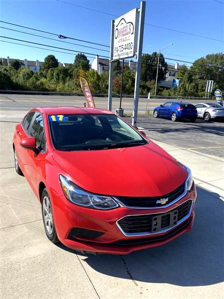 Chevrolet Cruze LS Auto 2017