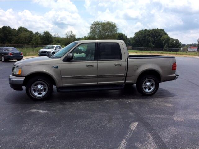 2003 Ford F-150 King Ranch SuperCrew 2WD
