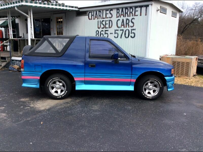 1989 Isuzu Amigo S 2WD