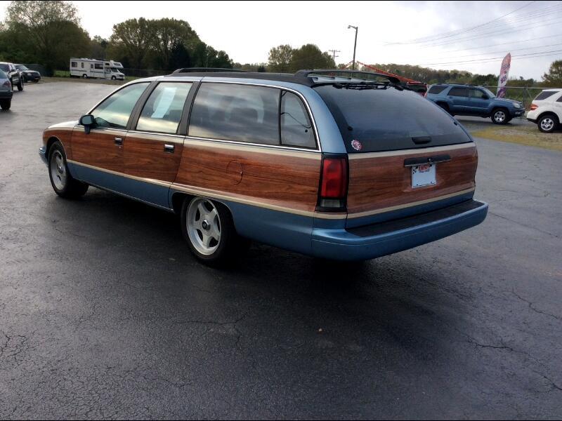 1992 Chevrolet Caprice Wagon Base
