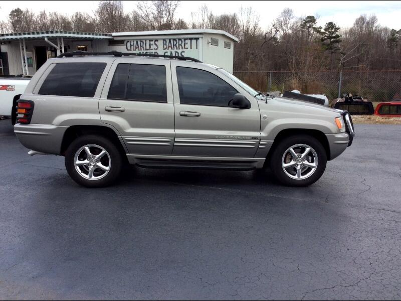Jeep Grand Cherokee Limited 4WD 2001