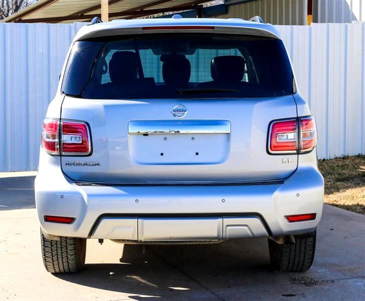 2018 Nissan Armada SL 2WD