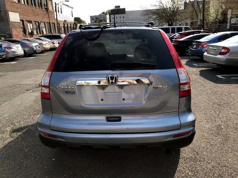 Honda CR-V EX 4WD 5-Speed AT 2010