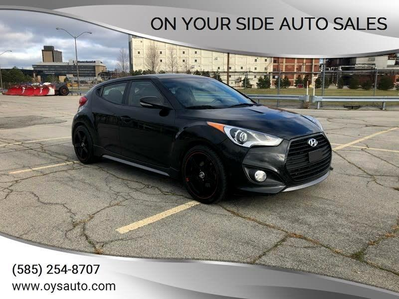 Hyundai Veloster Turbo 6MT 2015