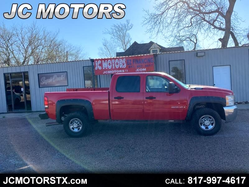 2008 Chevrolet Silverado 2500HD Work Truck Crew Cab Std. Box 2WD
