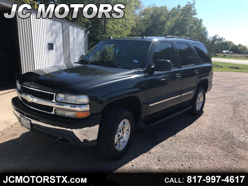 2005 Chevrolet Tahoe 2WD