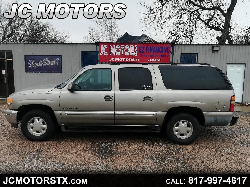 GMC Yukon XL 1500 2WD 2003