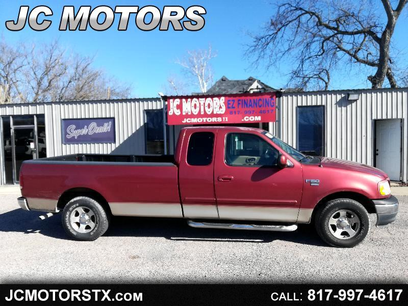 Ford F-150 Lariat SuperCab Long Bed 2WD 1999