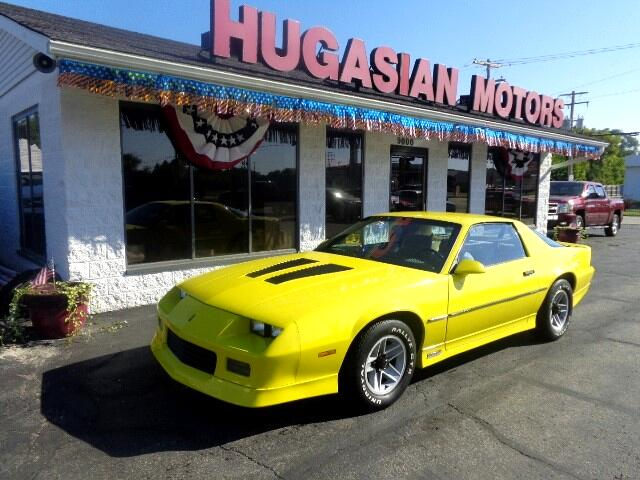 1985 Chevrolet Camaro Base