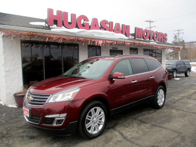 Chevrolet Traverse 1LT FWD 2015