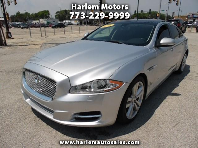 2012 Jaguar XJ-Series SUPERCHARGE