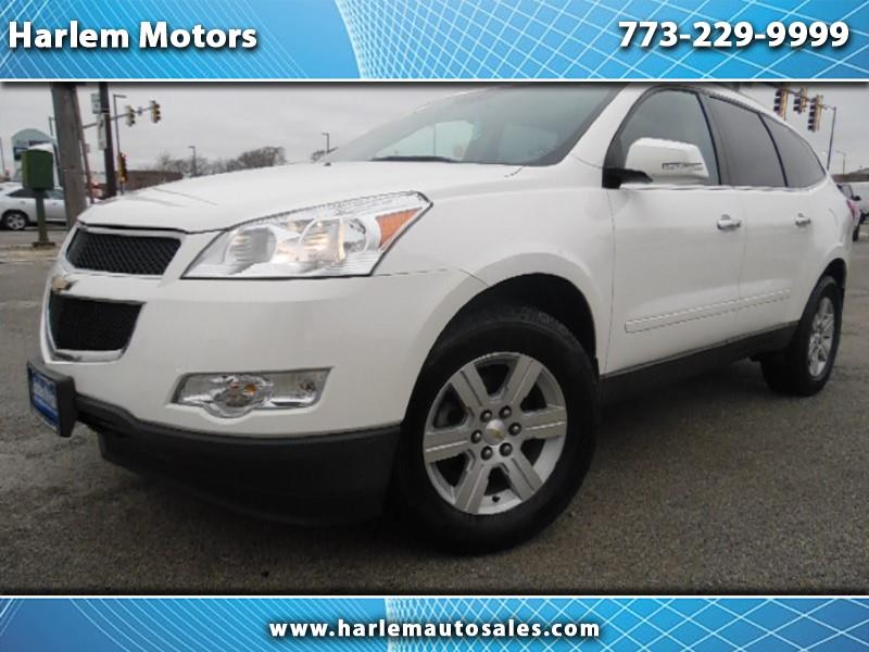 2011 Chevrolet Traverse 2LT AWD