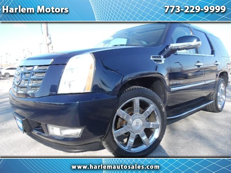 2008 Cadillac Escalade LUXURY