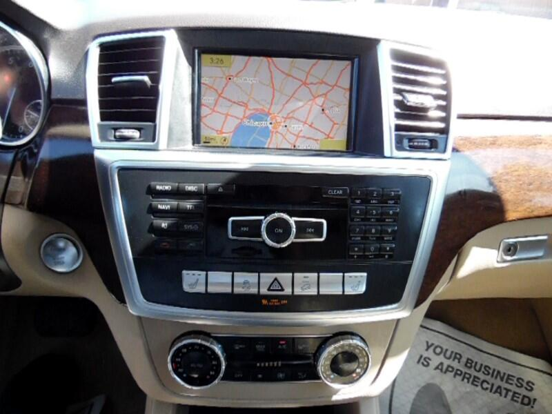 2012 Mercedes-Benz M-Class 350 4MATIC