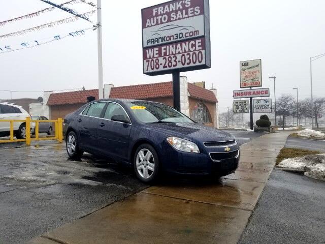 2010 Chevrolet Malibu LS