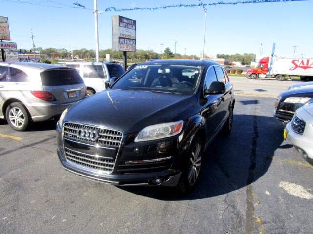 2008 Audi Q7 4.2 quattro Premium