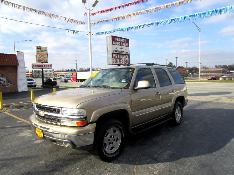 2006 Chevrolet Tahoe 2WD