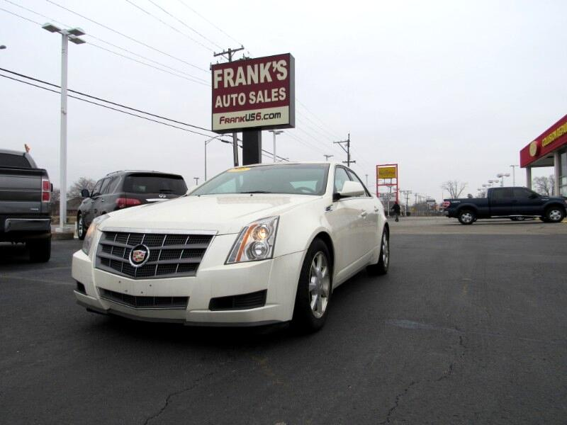 Cadillac CTS 3.6L SFI AWD 2009