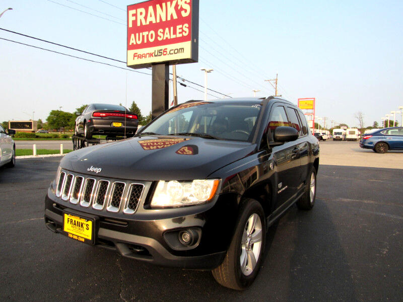 Jeep Compass Limited 4WD 2011
