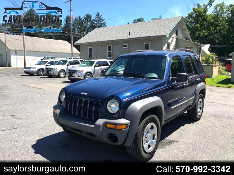 Jeep Liberty 4dr Sport 4WD 2003