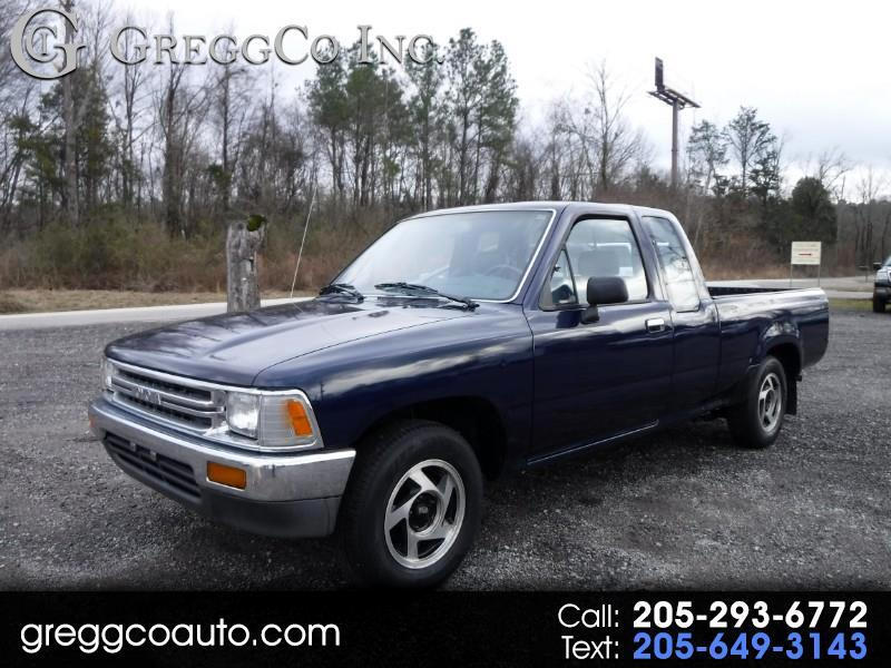 1991 Toyota Pickup 1/2 TON EXTRA LONG WHEELBASE D