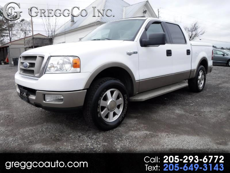 2005 Ford F-150 SUPERCREW