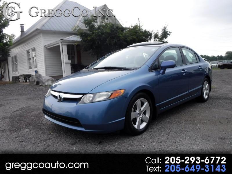 2007 Honda Civic EX !!!!PRE-SALVAGE####
