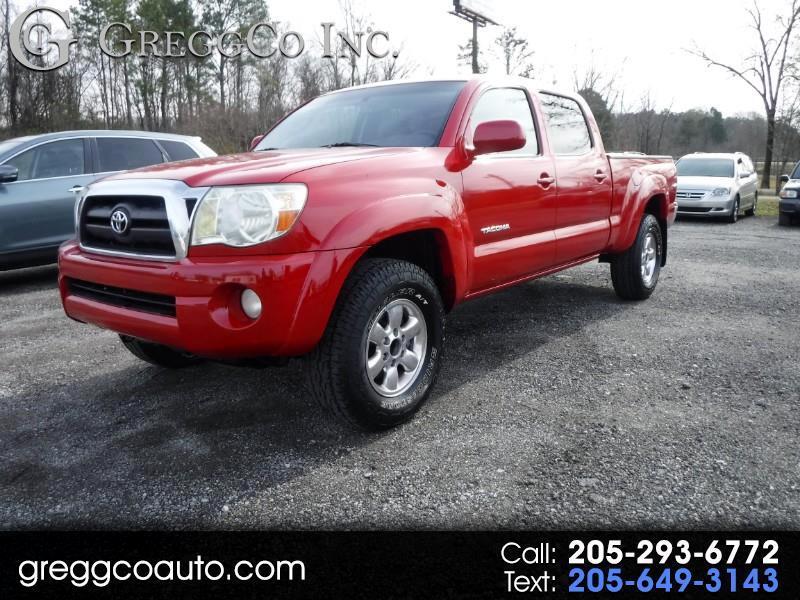 2005 Toyota Tacoma Double Cab >> Used 2005 Toyota Tacoma Double Cab Prerunner Long Bed For