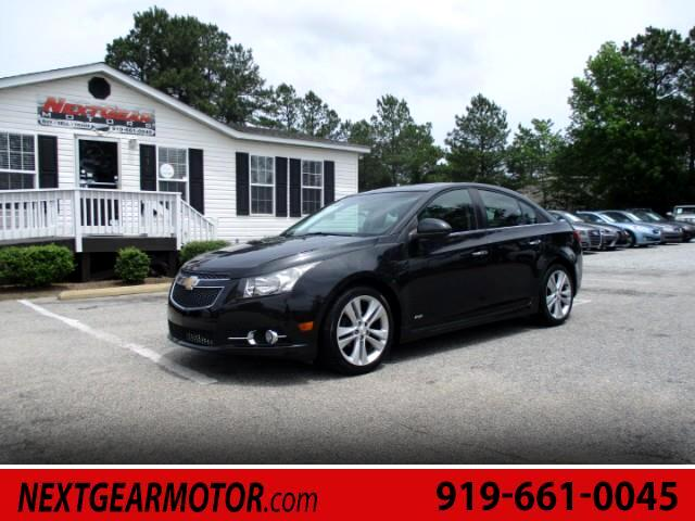 2012 Chevrolet Cruze LTZ RS Package