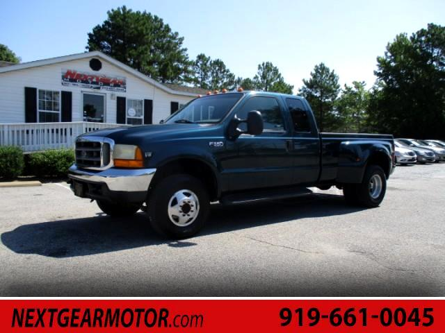1999 Ford F-350 SD XLT SuperCab DRW 4WD
