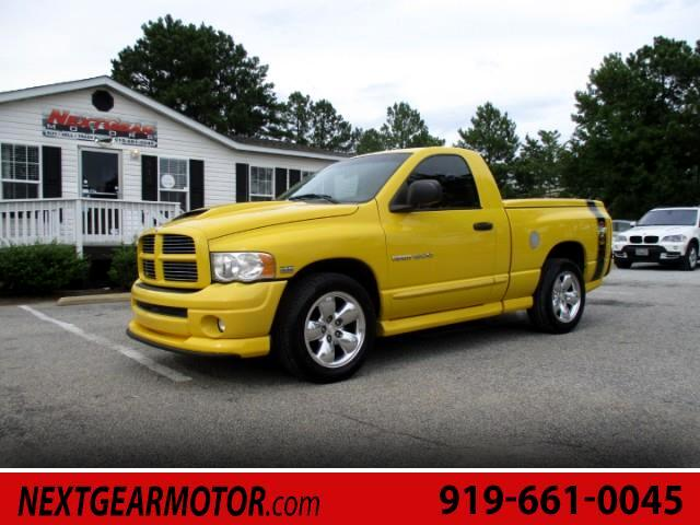 2004 Dodge Ram 1500 SLT Rumble Bee