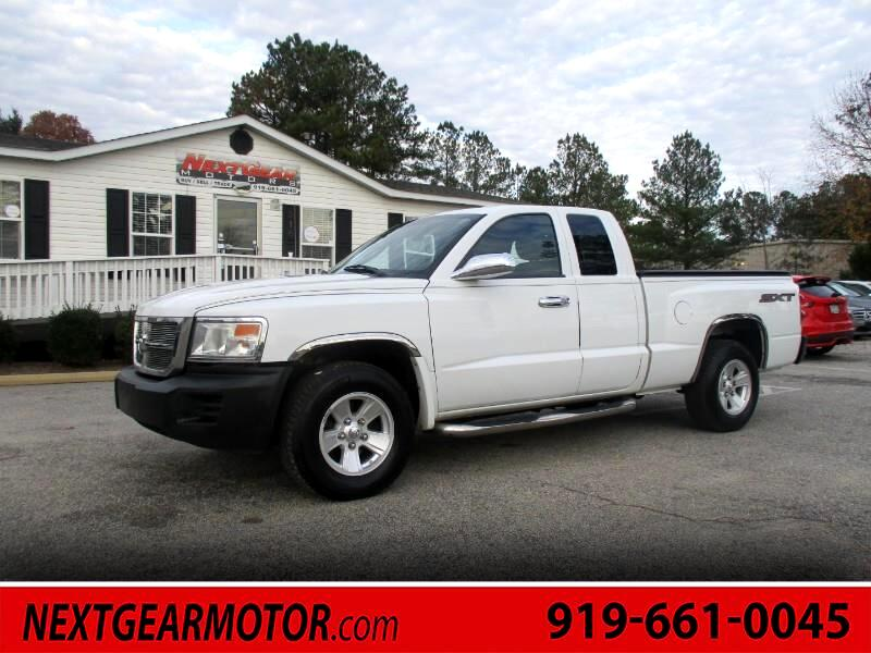 2008 Dodge Dakota SXT Extended Cab