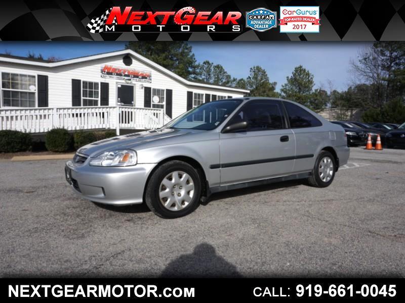 1999 Honda Civic DX coupe