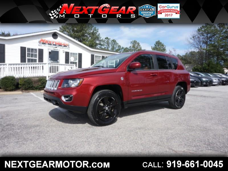 2014 Jeep Compass Limited 4WD