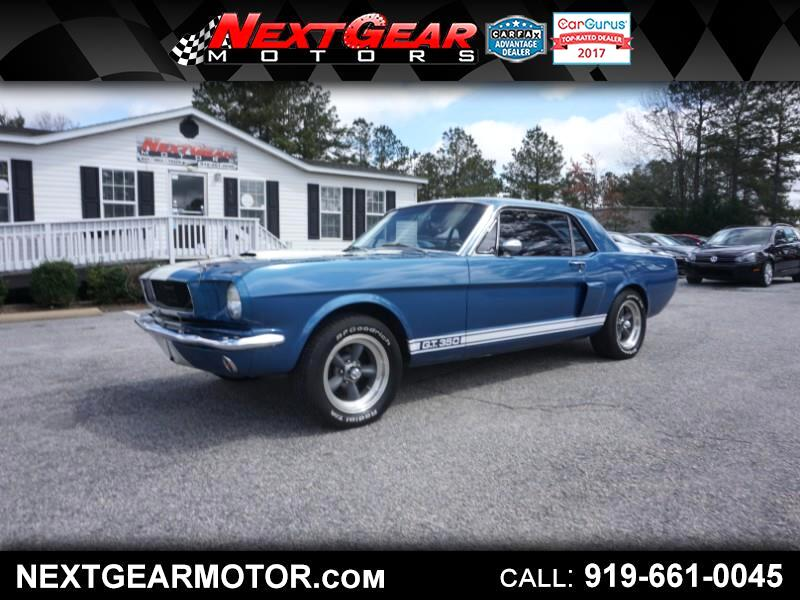 1966 Ford Mustang Basic