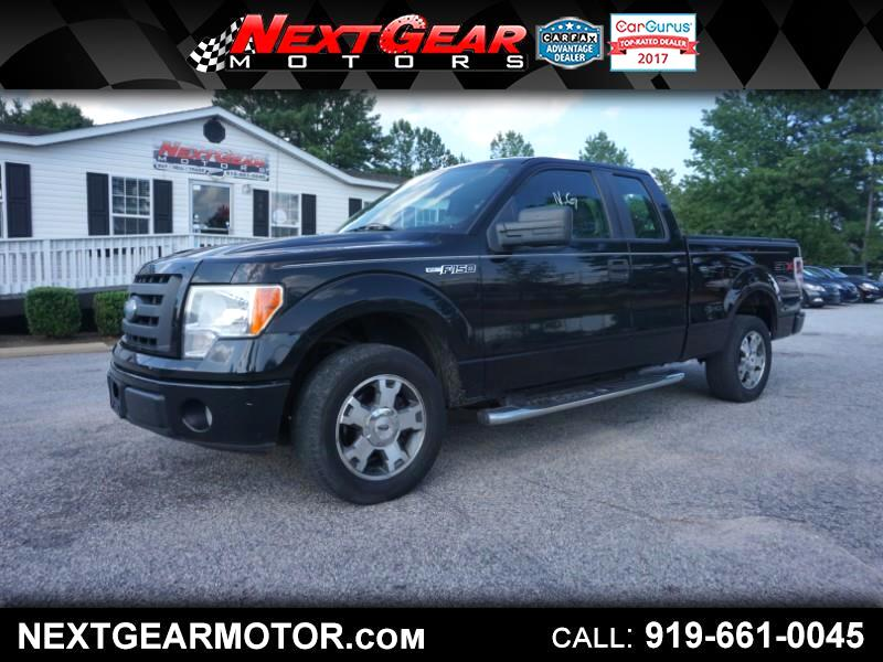 2009 Ford F-150 STX Supercab 2WD
