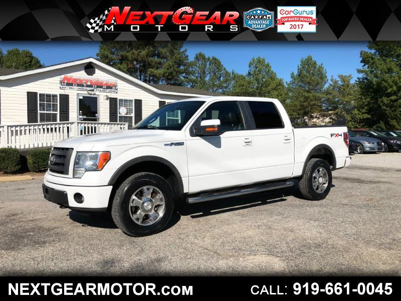 2010 Ford F-150 Lariat Supercrew 4WD FX4