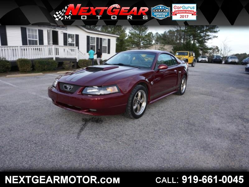 Ford Mustang 2dr Cpe Deluxe 2004