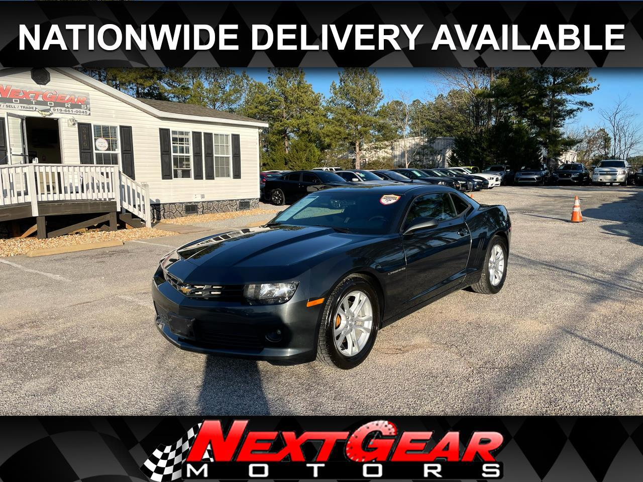 Chevrolet Camaro Coupe 1LT 2014
