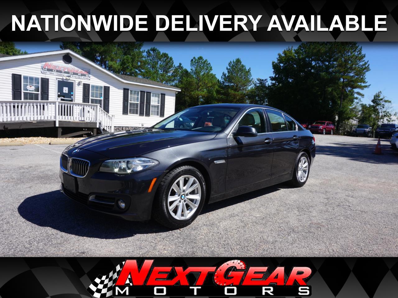 BMW 5-Series 528i xDrive 2015