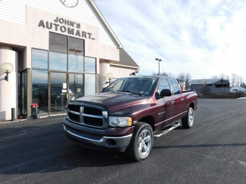 2005 Dodge Ram Pickup ST Quad Cab Short Bed 4WD