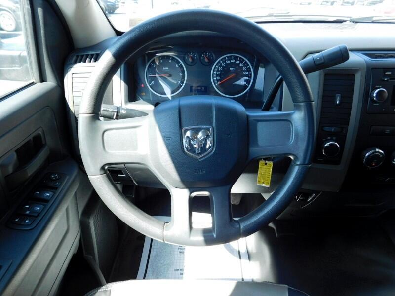 2009 Dodge Ram Pickup SLT Quad Cab 4WD