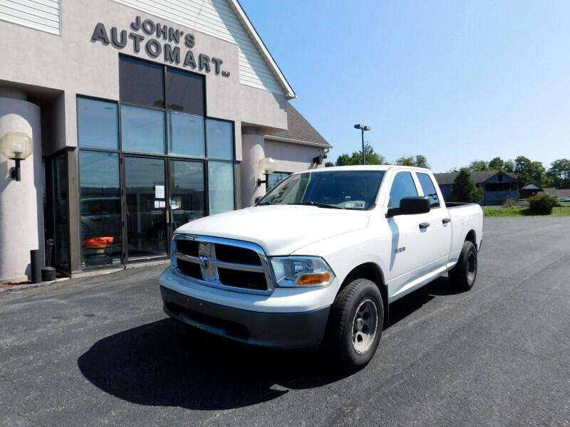 2009 Dodge Ram Pickup SLT Quad Cab 4WD