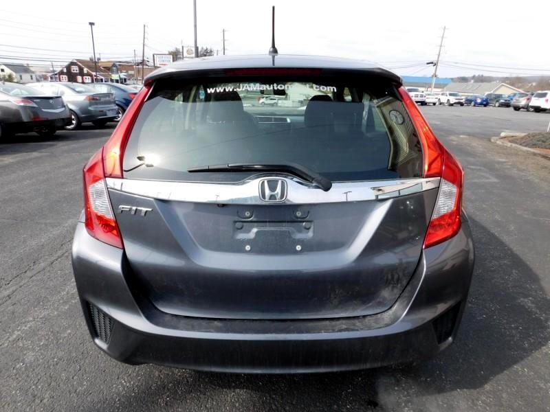 2016 Honda Fit 5dr HB CVT EX
