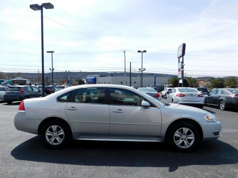 2014 Chevrolet Impala Limited LS
