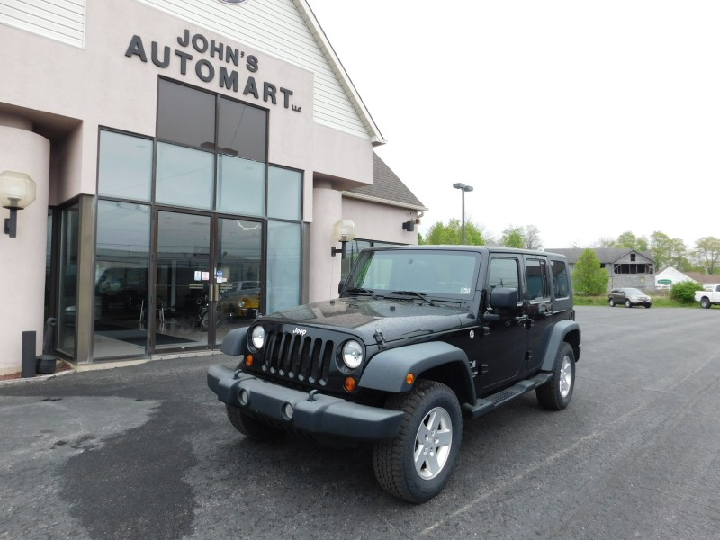 2009 Jeep Wrangler Unlimited X 4WD