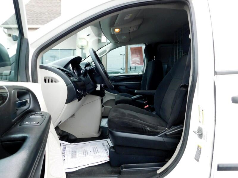 2013 RAM Cargo Van Base