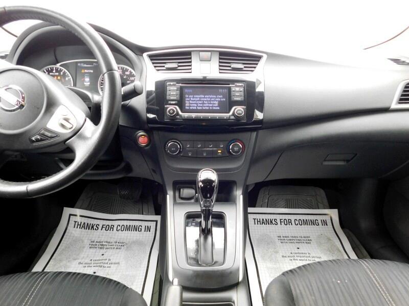 2016 Nissan Sentra FE+ S