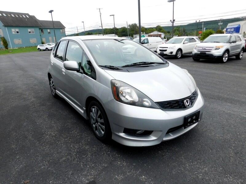 2012 Honda Fit Sport 5-Speed AT